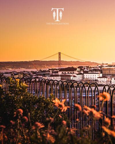 Lisbon-sunsets