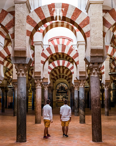 Mezquita of Cordoba-Spain