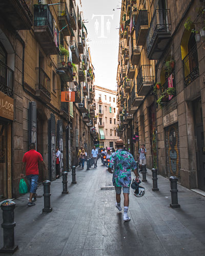 Most-famous-streets-in-Barcelona